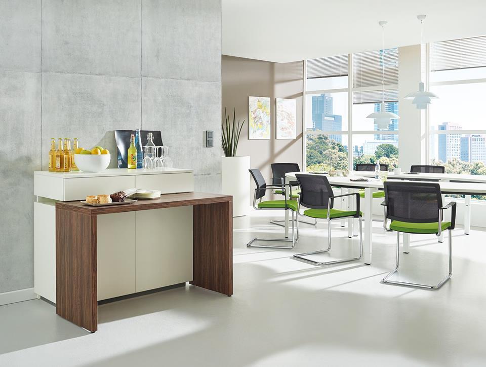 eine klasse idee aus dem hause fm b rom bel eine kombination aus tisch und sideboard die nicht. Black Bedroom Furniture Sets. Home Design Ideas