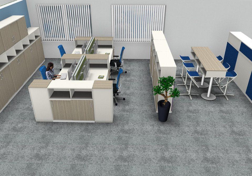 Gruppenbüro