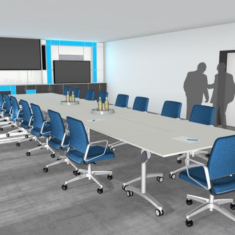 Besprechungsraum Konferenzraum