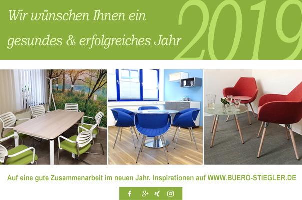 Neujahrsgrüße BÜRO STIEGLER
