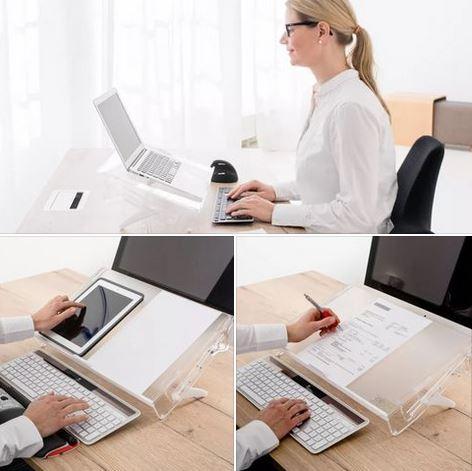 Tischpult IOFLEXX - Büro Stiegler