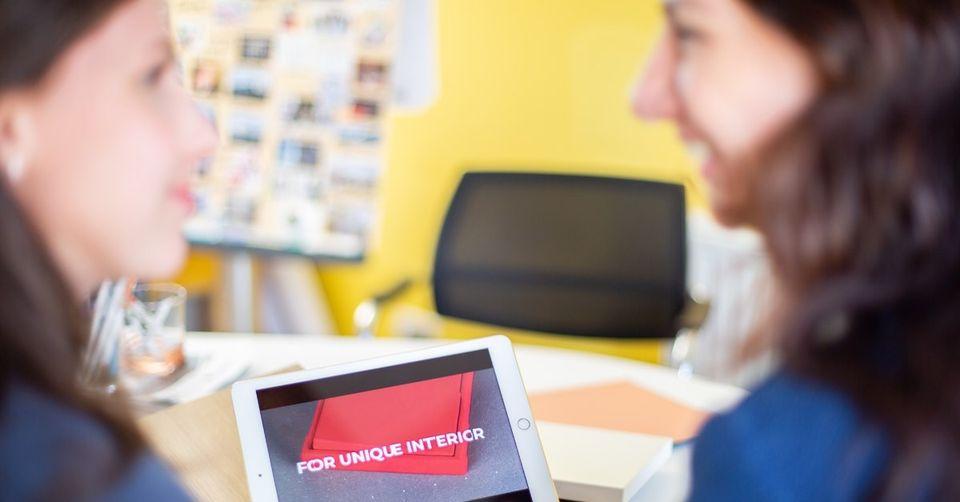 Mitarbeit im Vertrieb (m/w/d) gesucht – Büros gibt's jetzt auch in schön!
