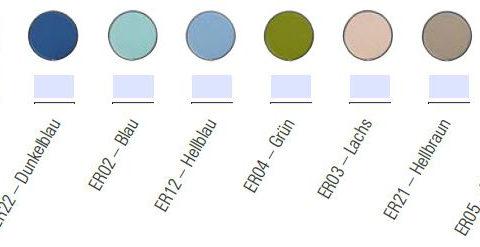 Era-Farben für Kissen UP Hocker