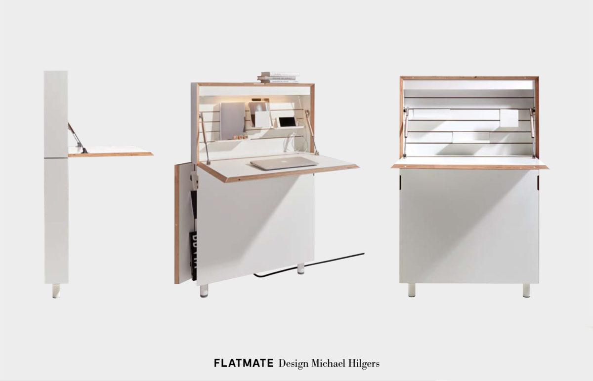 FLATMATE - Büro Stiegler